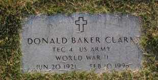 CLARK (VETERAN WWII), DONALD BAKER - Craighead County, Arkansas | DONALD BAKER CLARK (VETERAN WWII) - Arkansas Gravestone Photos