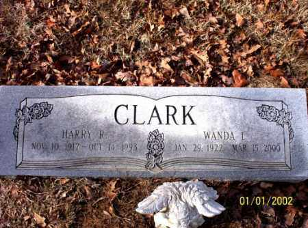 CLARK, HARRY  R. - Craighead County, Arkansas | HARRY  R. CLARK - Arkansas Gravestone Photos