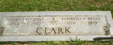 CLARK, FLORENCE BELLE - Craighead County, Arkansas | FLORENCE BELLE CLARK - Arkansas Gravestone Photos