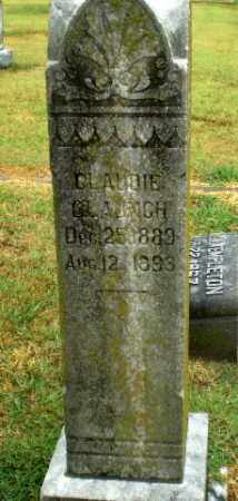 CLAUNCH, CLAUDIE - Craighead County, Arkansas | CLAUDIE CLAUNCH - Arkansas Gravestone Photos