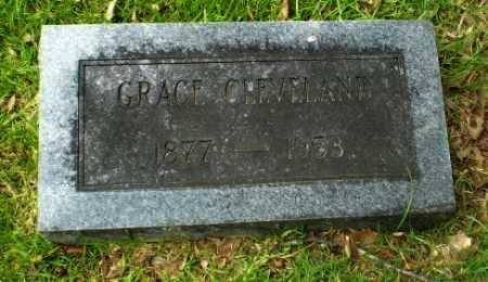 CLEVELAND, GRACE - Craighead County, Arkansas | GRACE CLEVELAND - Arkansas Gravestone Photos