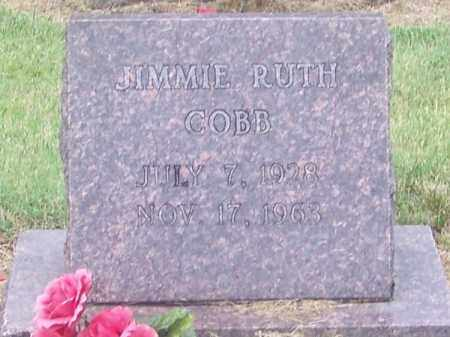 COBB, JIMMIE RUTH - Craighead County, Arkansas | JIMMIE RUTH COBB - Arkansas Gravestone Photos