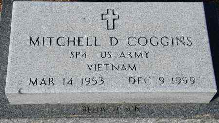 COGGINS  (VETERAN VIET), MITCHELL D - Craighead County, Arkansas | MITCHELL D COGGINS  (VETERAN VIET) - Arkansas Gravestone Photos