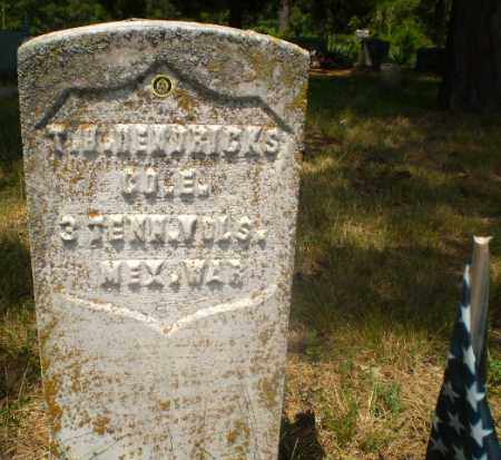 HENDRICKS (VETERAN MAW), T.H. - Craighead County, Arkansas | T.H. HENDRICKS (VETERAN MAW) - Arkansas Gravestone Photos