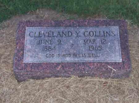 COLLINS, CLEVELAND Y. - Craighead County, Arkansas | CLEVELAND Y. COLLINS - Arkansas Gravestone Photos