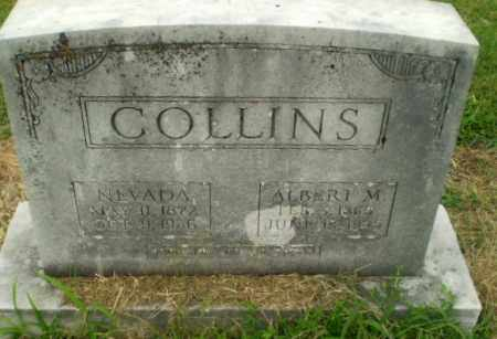 COLLINS, ALBERT M - Craighead County, Arkansas | ALBERT M COLLINS - Arkansas Gravestone Photos