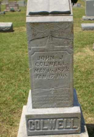 COLWELL, JOHN J - Craighead County, Arkansas | JOHN J COLWELL - Arkansas Gravestone Photos