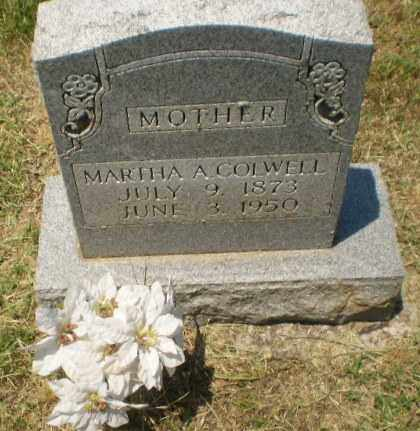 COLWELL, MARTHA A - Craighead County, Arkansas | MARTHA A COLWELL - Arkansas Gravestone Photos