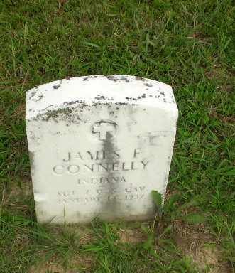 CONNELLY (VETERAN), JAMES F - Craighead County, Arkansas | JAMES F CONNELLY (VETERAN) - Arkansas Gravestone Photos