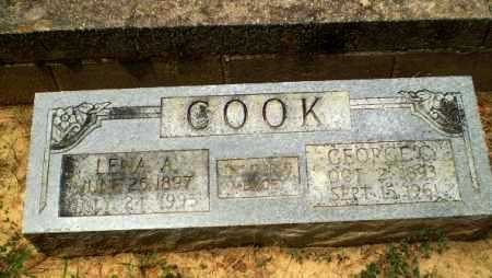 COOK, GEORGE C - Craighead County, Arkansas | GEORGE C COOK - Arkansas Gravestone Photos