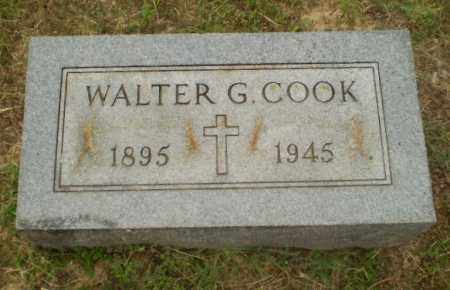 COOK, WALTER G - Craighead County, Arkansas | WALTER G COOK - Arkansas Gravestone Photos