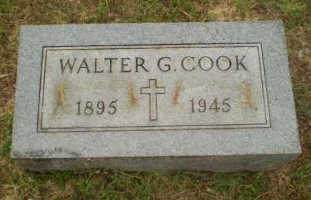COOK, WALTER G - Craighead County, Arkansas | WALTER G COOK - Arkansas Gravestone Photos