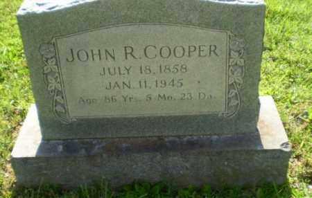COOPER, JOHN R - Craighead County, Arkansas | JOHN R COOPER - Arkansas Gravestone Photos