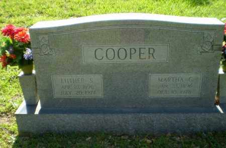 COOPER, LUTHER S - Craighead County, Arkansas | LUTHER S COOPER - Arkansas Gravestone Photos