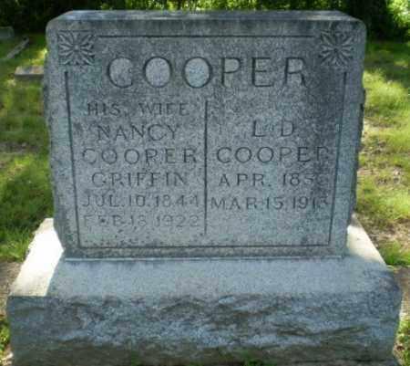 COOPER, L.D. - Craighead County, Arkansas | L.D. COOPER - Arkansas Gravestone Photos