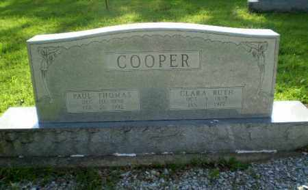 COOPER, CLARA RUTH - Craighead County, Arkansas | CLARA RUTH COOPER - Arkansas Gravestone Photos