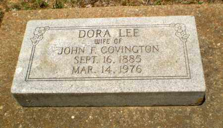 COVINGTON, DORA - Craighead County, Arkansas | DORA COVINGTON - Arkansas Gravestone Photos