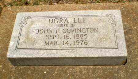 LEE COVINGTON, DORA - Craighead County, Arkansas | DORA LEE COVINGTON - Arkansas Gravestone Photos
