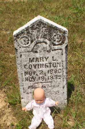 COVINGTON, MARY L - Craighead County, Arkansas | MARY L COVINGTON - Arkansas Gravestone Photos