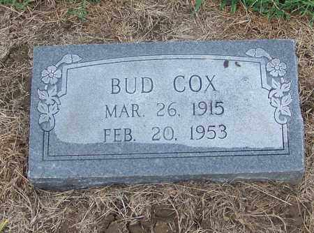 COX, BUD - Craighead County, Arkansas | BUD COX - Arkansas Gravestone Photos
