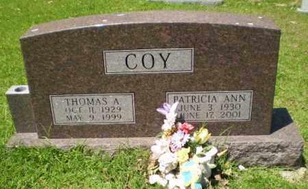 COY, PATRICIA - Craighead County, Arkansas | PATRICIA COY - Arkansas Gravestone Photos
