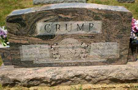 CRUMP  (VETERAN WWI), DR. CLARENCE L - Craighead County, Arkansas | DR. CLARENCE L CRUMP  (VETERAN WWI) - Arkansas Gravestone Photos