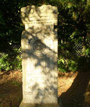 CRUTCHER, G.M. - Craighead County, Arkansas | G.M. CRUTCHER - Arkansas Gravestone Photos