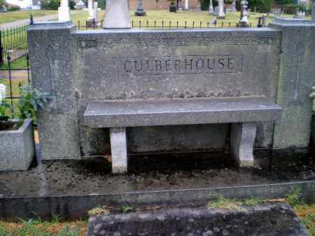 CULBERHOUSE, MEMORIAL - Craighead County, Arkansas | MEMORIAL CULBERHOUSE - Arkansas Gravestone Photos