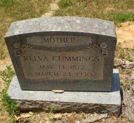 CUMMINGS, RELVA - Craighead County, Arkansas | RELVA CUMMINGS - Arkansas Gravestone Photos