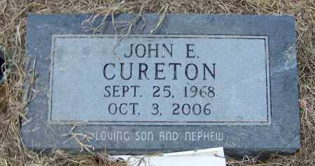 CURETON, JOHN E. - Craighead County, Arkansas | JOHN E. CURETON - Arkansas Gravestone Photos