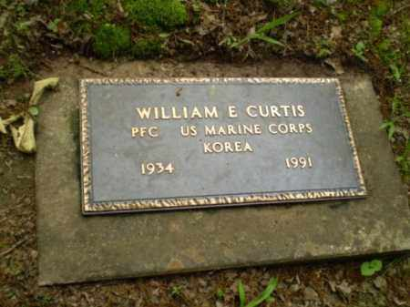 CURTIS  (VETERAN KOR), WILLIAMS E - Craighead County, Arkansas | WILLIAMS E CURTIS  (VETERAN KOR) - Arkansas Gravestone Photos