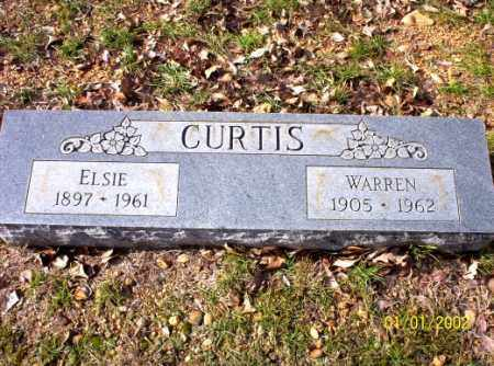 CURTIS, ELSIE - Craighead County, Arkansas | ELSIE CURTIS - Arkansas Gravestone Photos