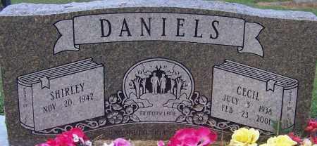 DANIELS, CECIL - Craighead County, Arkansas | CECIL DANIELS - Arkansas Gravestone Photos