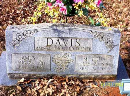 DAVIS, JAMES - Craighead County, Arkansas | JAMES DAVIS - Arkansas Gravestone Photos