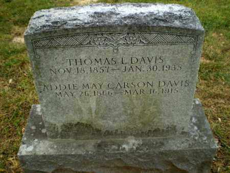 DAVIS, THOMAS L - Craighead County, Arkansas | THOMAS L DAVIS - Arkansas Gravestone Photos