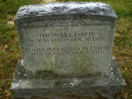 DAVIS, ADDIE MAY - Craighead County, Arkansas | ADDIE MAY DAVIS - Arkansas Gravestone Photos