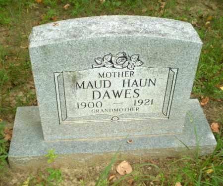 DAWES, MAUD - Craighead County, Arkansas | MAUD DAWES - Arkansas Gravestone Photos
