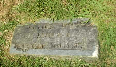 DERRICK, JAMES A - Craighead County, Arkansas | JAMES A DERRICK - Arkansas Gravestone Photos