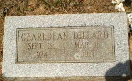 DILLARD, GEARLDEAN - Craighead County, Arkansas | GEARLDEAN DILLARD - Arkansas Gravestone Photos