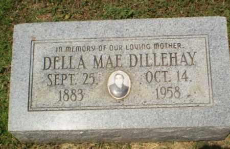 DILLEHAY, DELLA MAE - Craighead County, Arkansas | DELLA MAE DILLEHAY - Arkansas Gravestone Photos