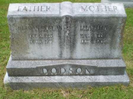 DODSON, LELA ELLEN - Craighead County, Arkansas | LELA ELLEN DODSON - Arkansas Gravestone Photos