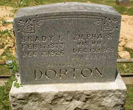 DORTON, BRADY L - Craighead County, Arkansas | BRADY L DORTON - Arkansas Gravestone Photos