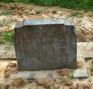 DORTON, CECIL - Craighead County, Arkansas | CECIL DORTON - Arkansas Gravestone Photos