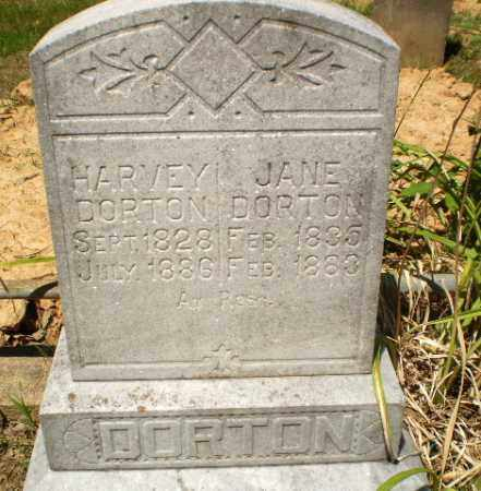 DORTON, HARVEY - Craighead County, Arkansas | HARVEY DORTON - Arkansas Gravestone Photos
