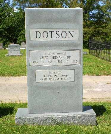 DOTSON, JAMES THOMAS - Craighead County, Arkansas | JAMES THOMAS DOTSON - Arkansas Gravestone Photos