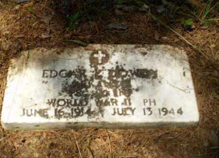 DOWDY (VETERAN WWII), EDGAR L - Craighead County, Arkansas | EDGAR L DOWDY (VETERAN WWII) - Arkansas Gravestone Photos