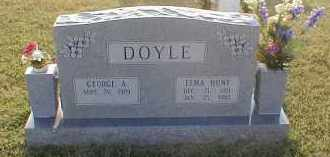 DOYLE, GEORGE A. - Craighead County, Arkansas | GEORGE A. DOYLE - Arkansas Gravestone Photos