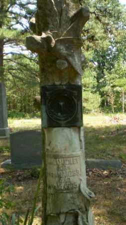 DUDLEY, J.A. - Craighead County, Arkansas   J.A. DUDLEY - Arkansas Gravestone Photos