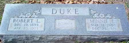 DUKE, MINNIE ETTER - Craighead County, Arkansas | MINNIE ETTER DUKE - Arkansas Gravestone Photos