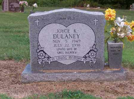 DULANEY, JOYCE K. - Craighead County, Arkansas | JOYCE K. DULANEY - Arkansas Gravestone Photos